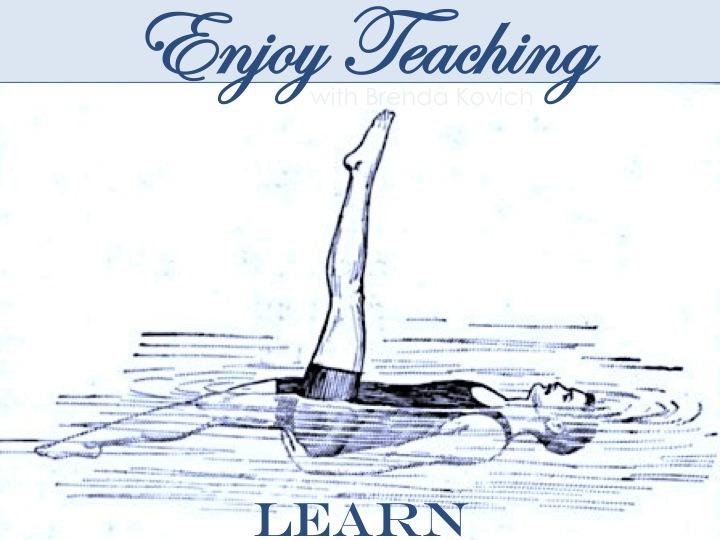 Learn to Enjoy Teaching