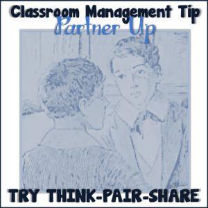 Classroom Management Partner Up