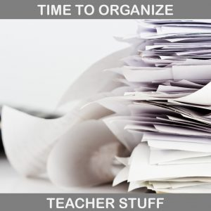 Organizing Teaching Stuff