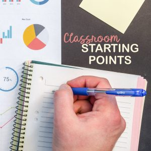 Classroom Starting Points