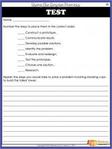 Simple STEM Challenges - Test