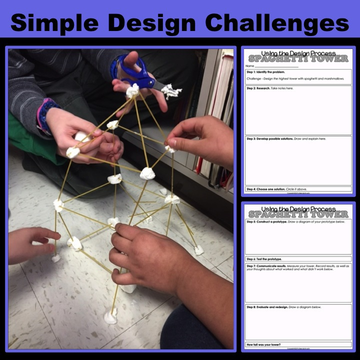 Simple STEM Design Challenges 2