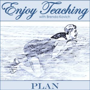 Enjoy Teaching - Plan