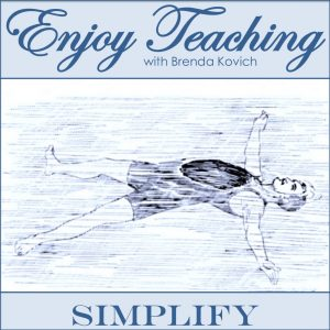 Enjoy Teaching - Simplify