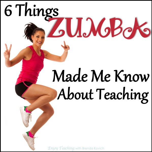 6 Things Zumba Made Me Know About Teaching