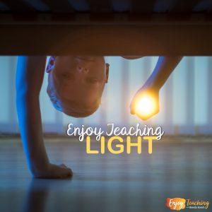 Enjoy Teaching Light Cover