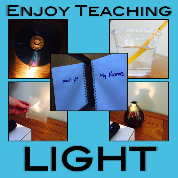Enjoy Teaching Light