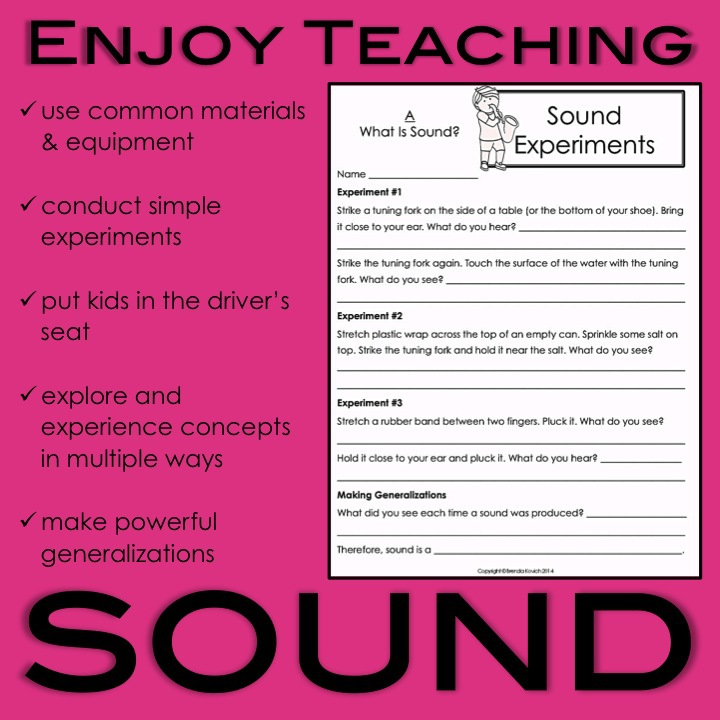Enjoy Teaching Sound BK