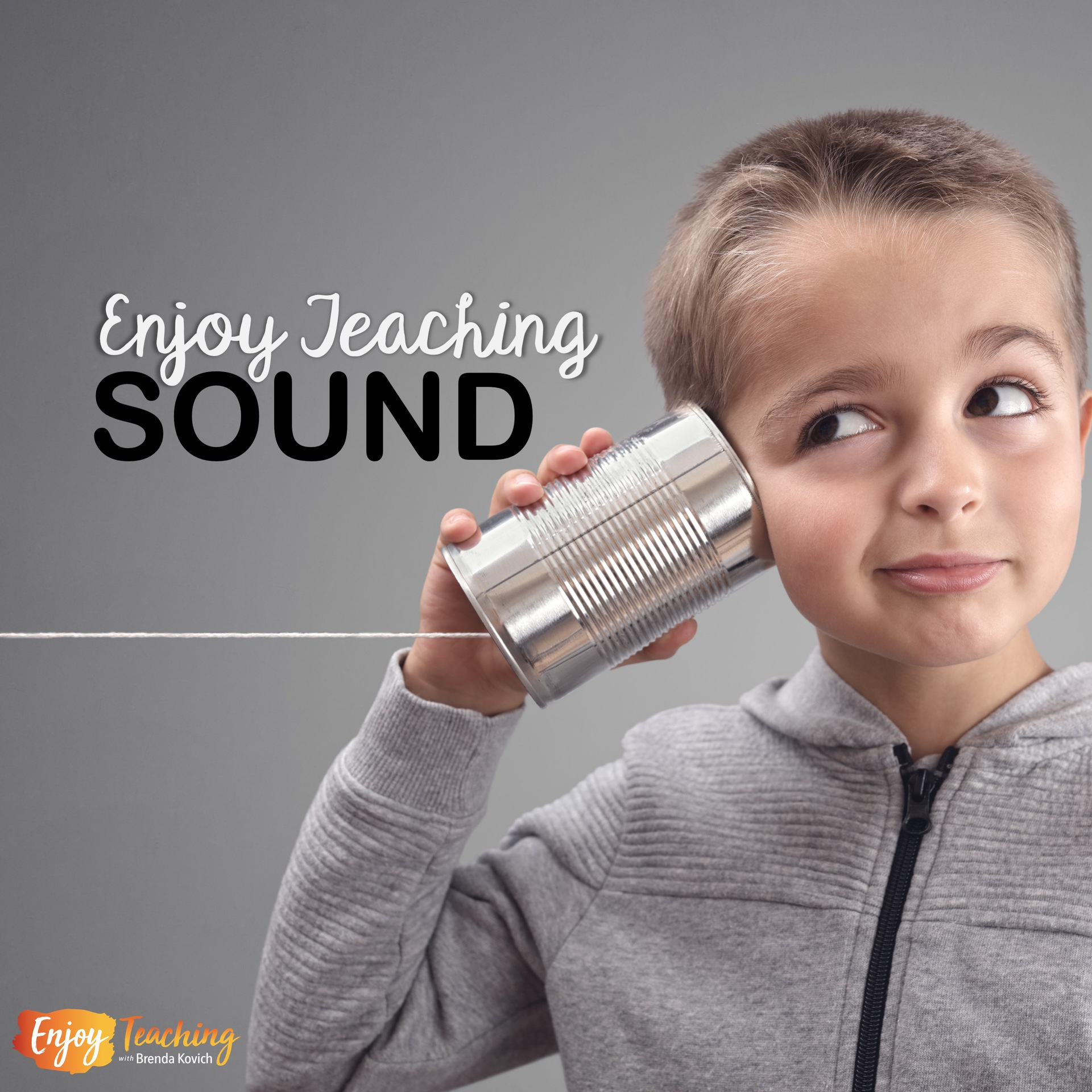 Enjoy Teaching Sound with Physics Activities for Kids - Enjoy