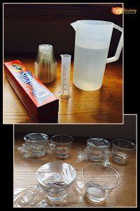 Teaching Scientific Method - Evaporation Materials