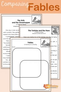 Teaching Fables - Comparing and Contrasting Folklore