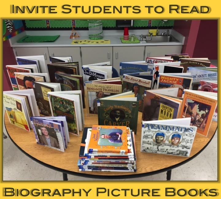Enjoy Teaching Biography 4
