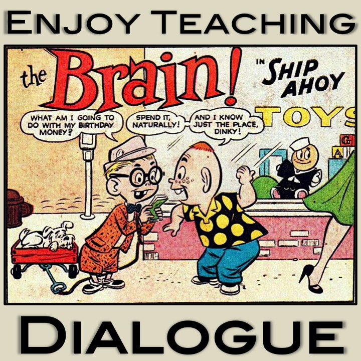 Enjoy Teaching Dialogue