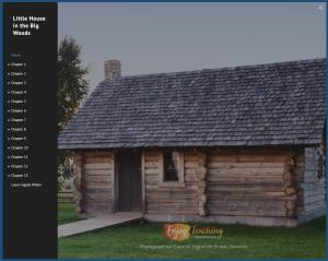 Teaching Historical Fiction - Little House Website