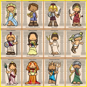 Mythology Posters
