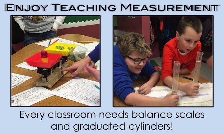 Enjoy Teaching Measurement 4