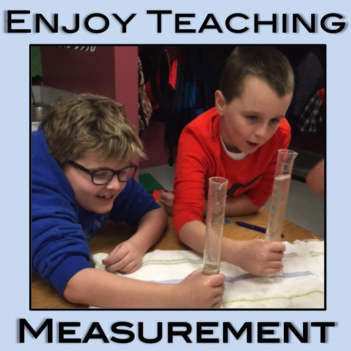 Enjoy Teaching Measurement