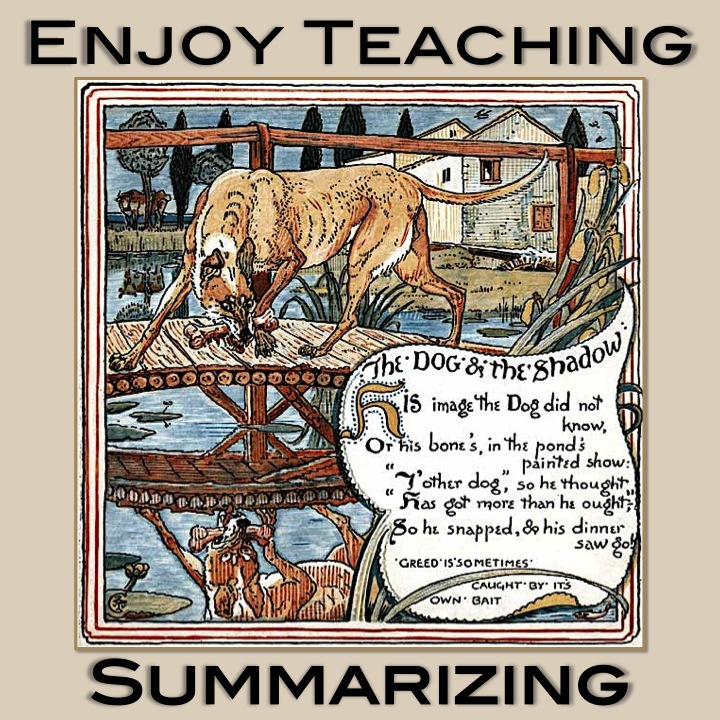 Teaching Summarizing 1