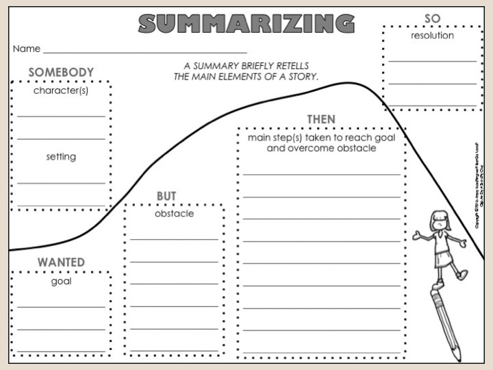 Teaching Summarizing 2