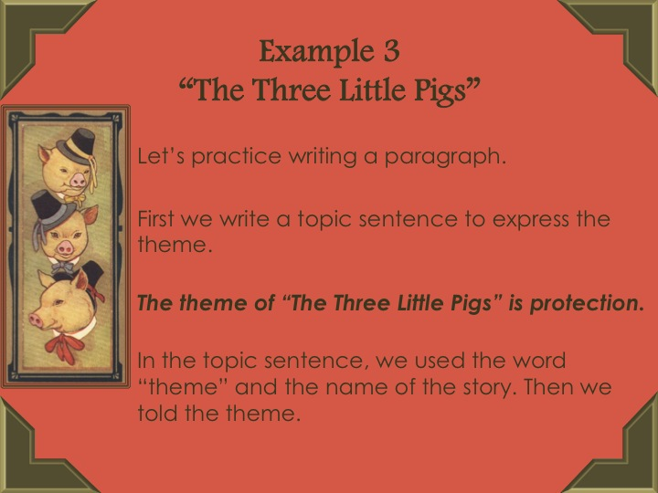 Teaching Theme 5