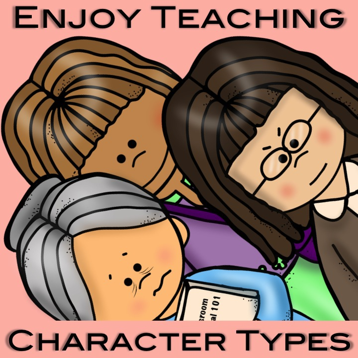 Teaching Character Types