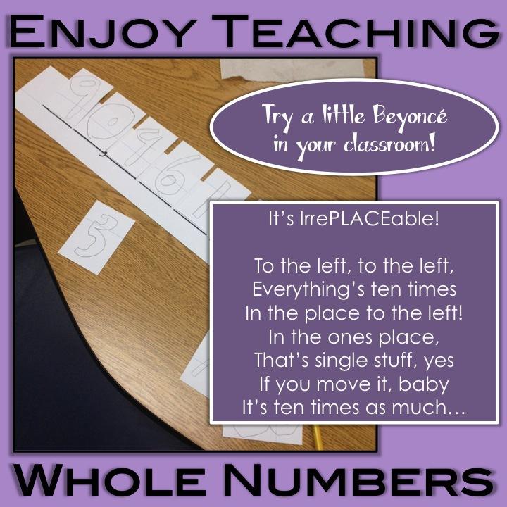 Teaching Multi-Digit Whole Numbers