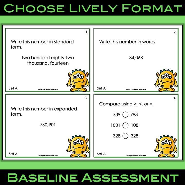 Baseline Assessment 2