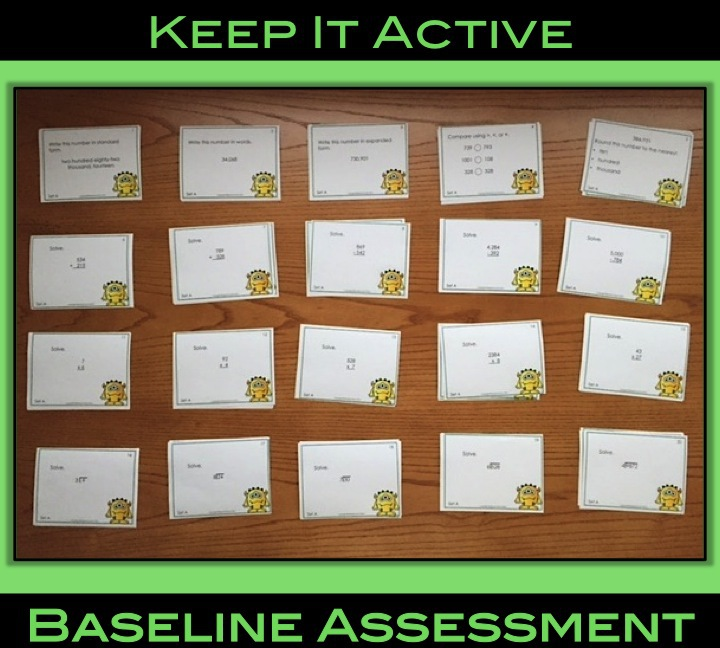 Baseline Assessment 5