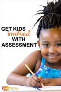 Get your third grade, fourth grade, and fifth grade students involved with assessment. When kids use checklists to keep track of their own learning, they're focused and vested in their own growth.