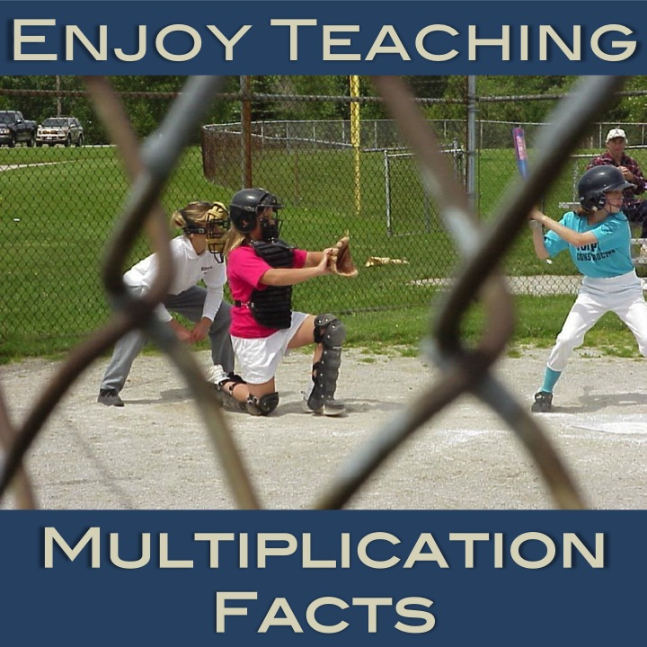 Teaching Multiplication Facts Square