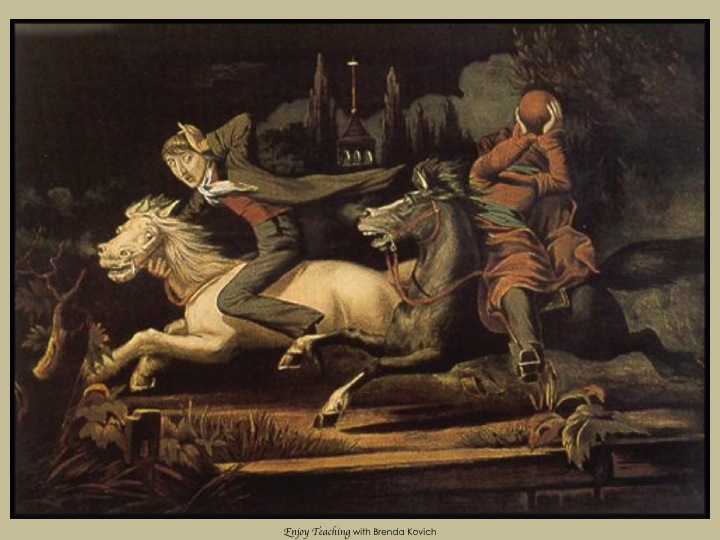 Headless Horseman - The Legend of Sleepy Hollow