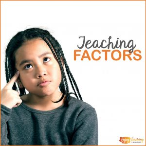 Teaching Factors Cover