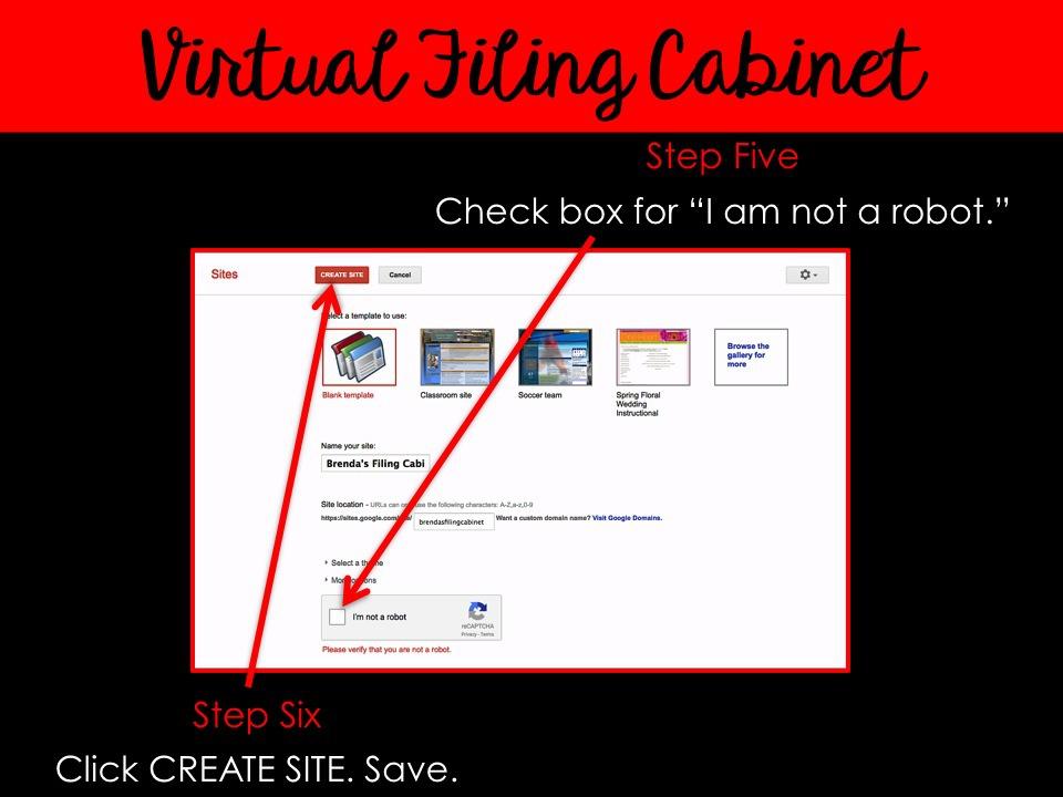 Virtual Filing Cabinets 3