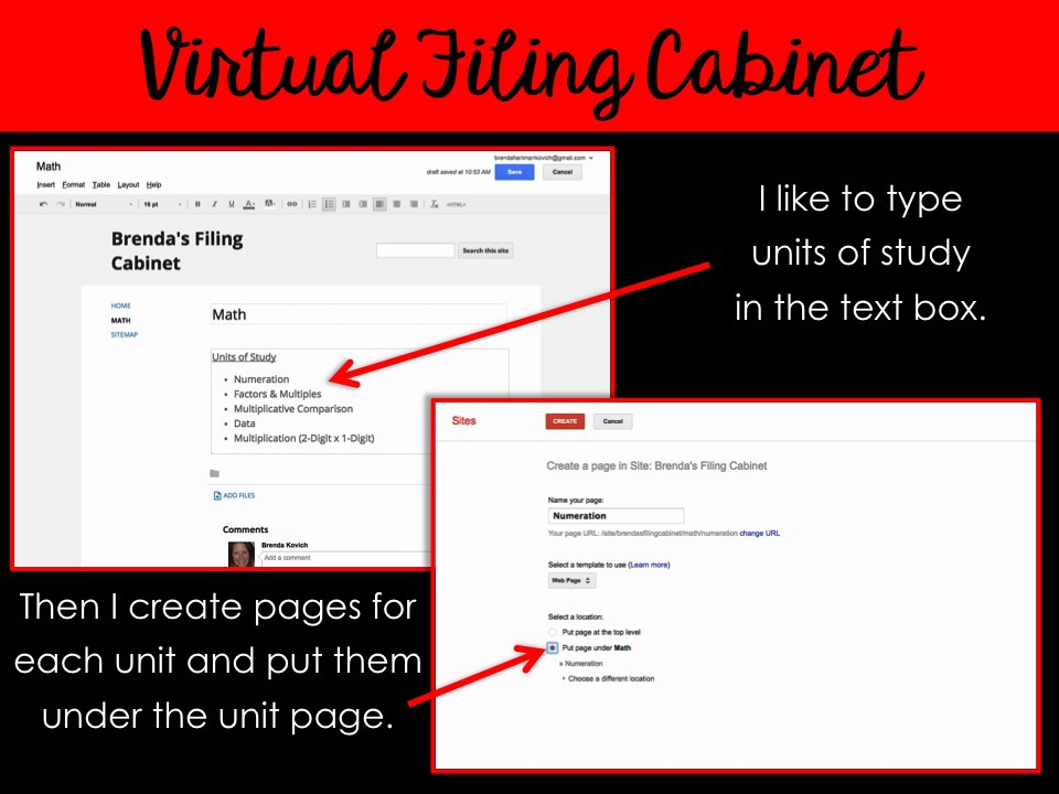 Virtual Filing Cabinets 5