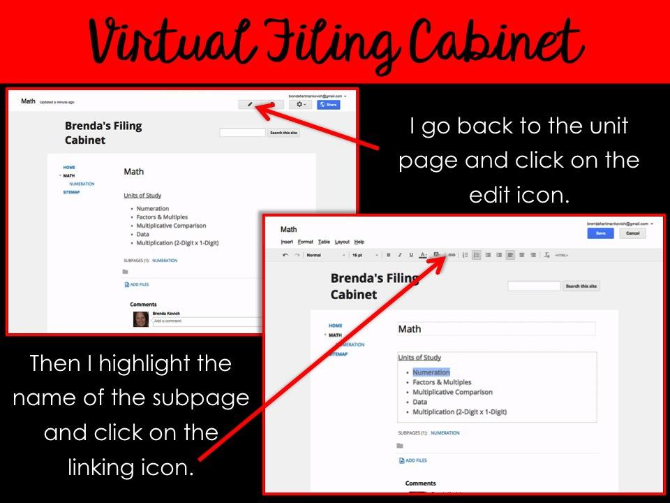 Virtual Filing Cabinets 6