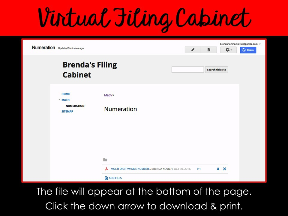 Virtual Filing Cabinets 9
