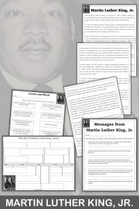 Martin Luther King Junior Resources