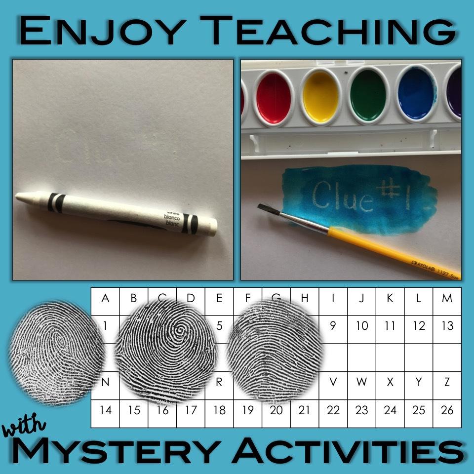 Mystery Activities