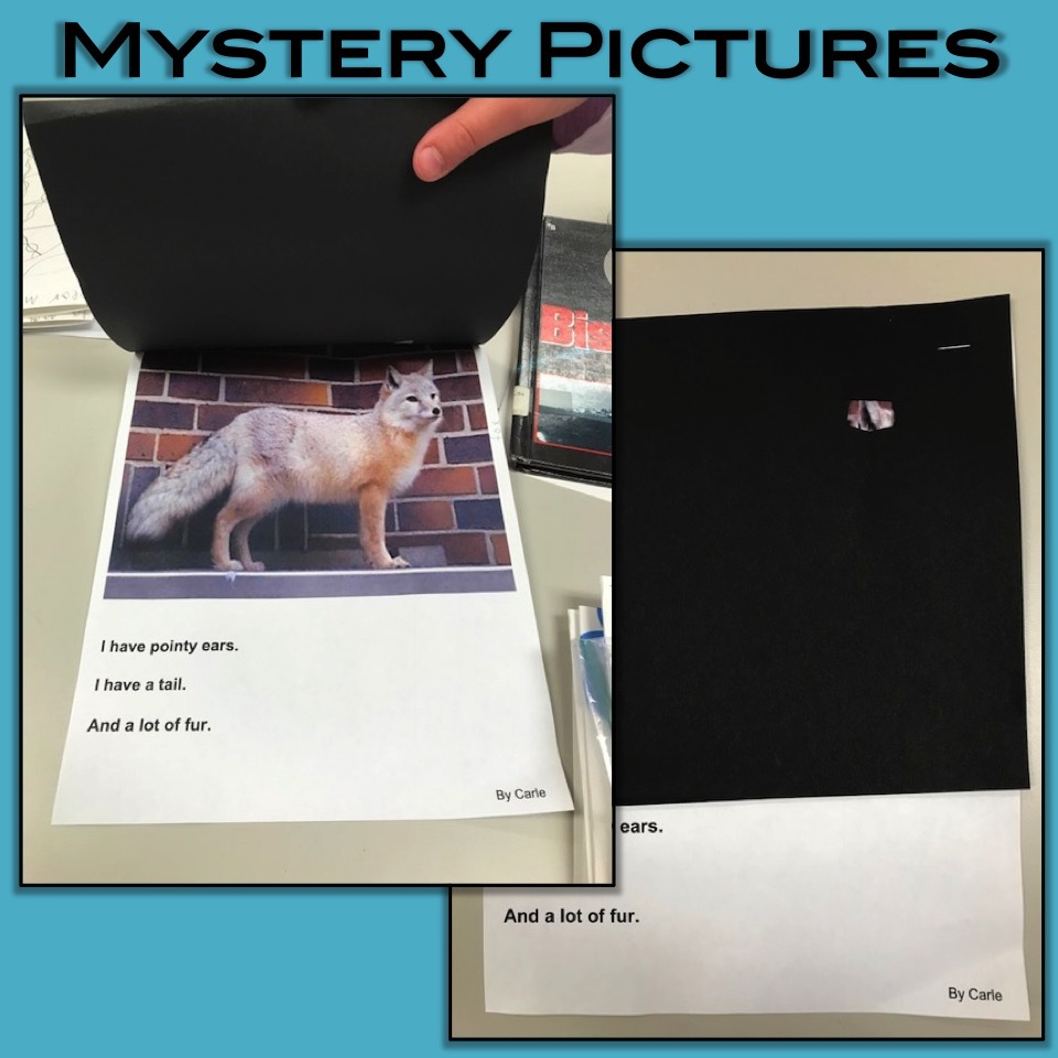 Mystery Writing - Mystery Pictures