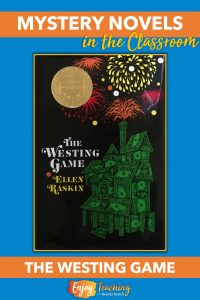 Do you want to challenge your students? Read The Westing Game, a puzzle piece mystery by Ellen Raskin.