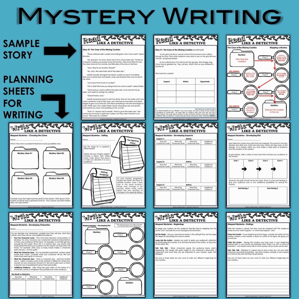 Mystery Novels 4