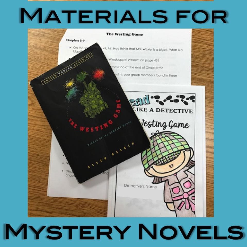 Mystery Novels 5
