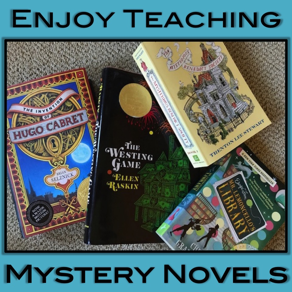 Teaching Mystery Novels 1