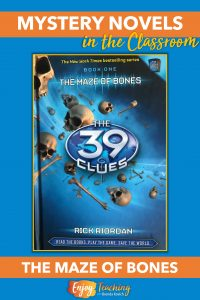 This fast-paced mystery novel by Rick Riordan starts kids on The 39 Clues series.