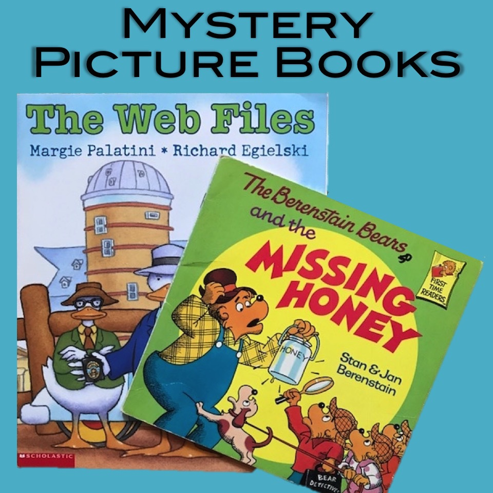 Reading Mysteries - Picture Books