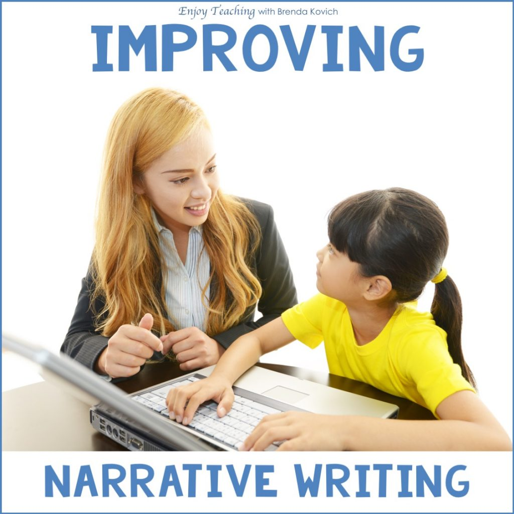 Improve Narrative Writing