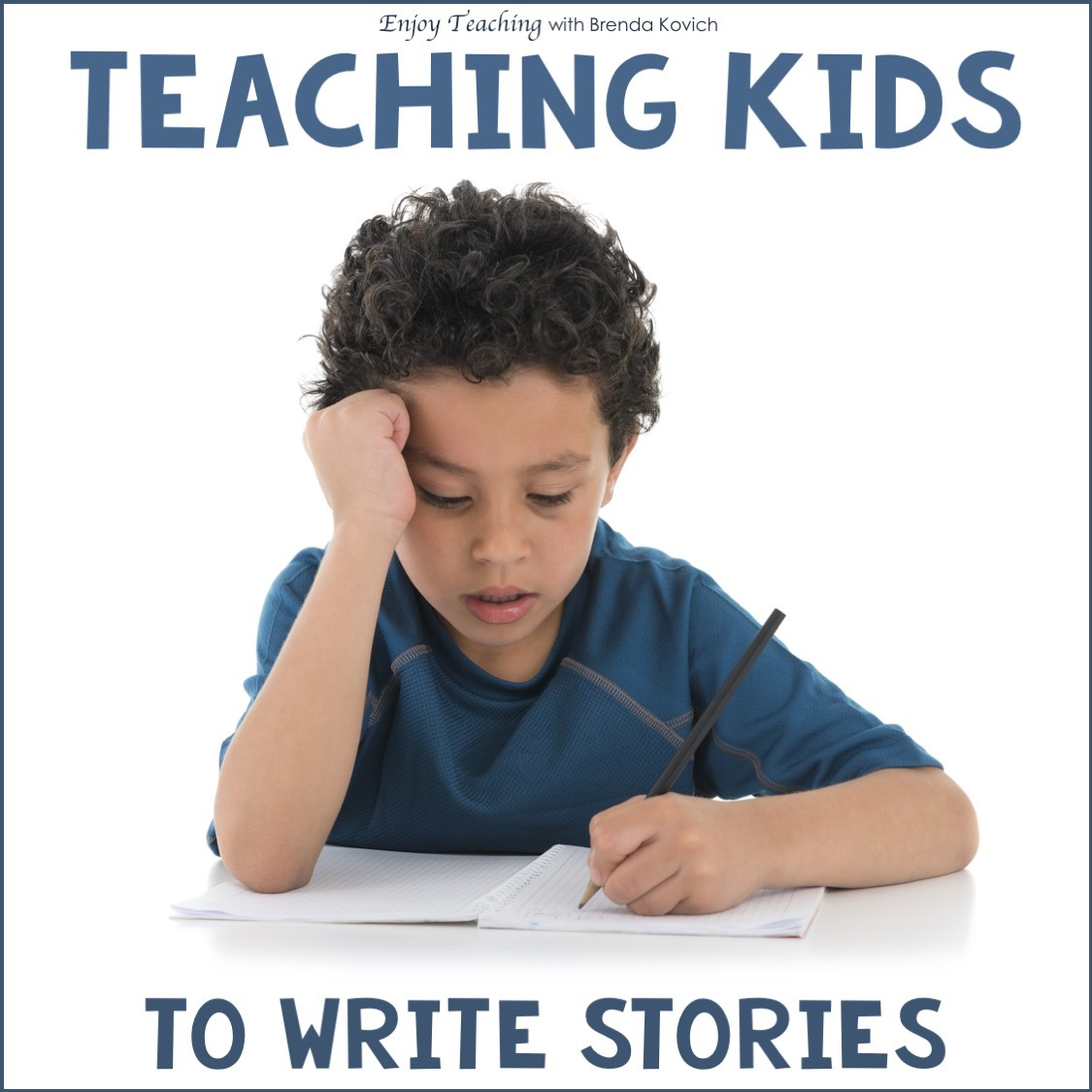 Teaching Kids to Write Stories
