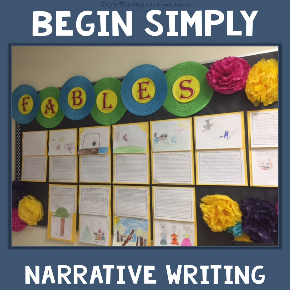 Teaching Kids to Write Stories 2