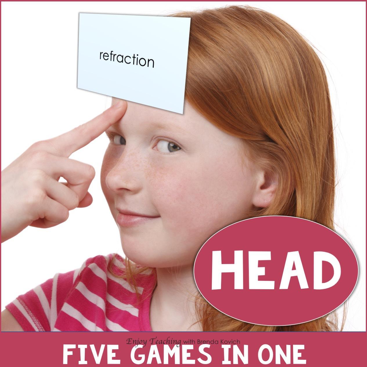 Classroom Games - Head