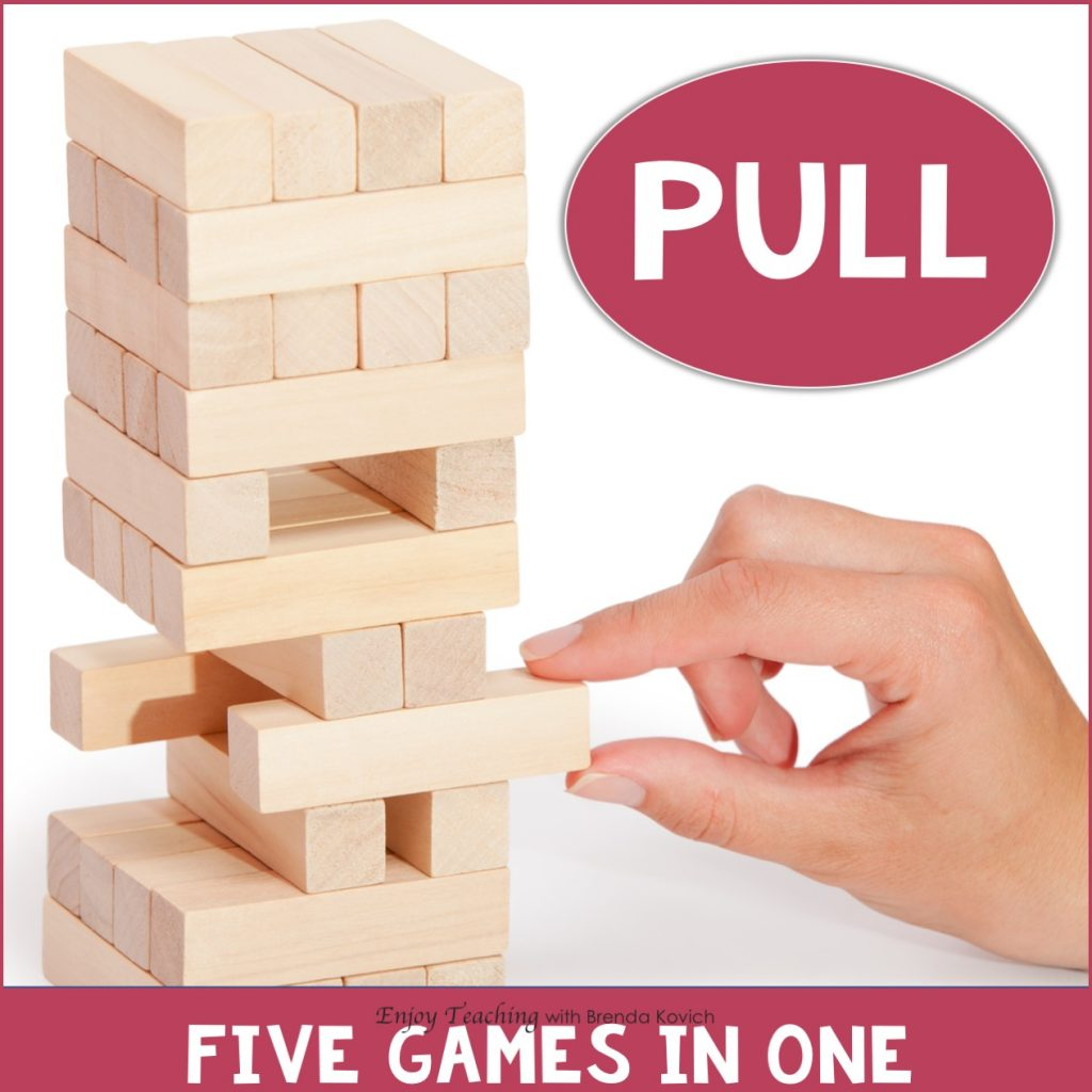 Classroom Games - Pull